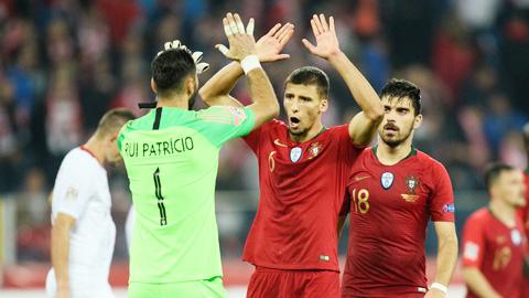 Bồ Đào Nha thích nghi tốt với cuộc sống không Ronaldo