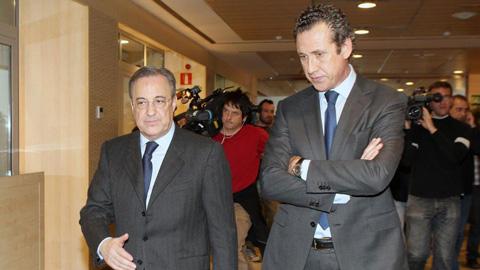Valdano tiết lộ về cuộc gặp giữa Lopetegui và Perez sau trận thua Alaves