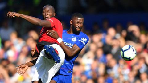 VIDEO: Chelsea vs M.U