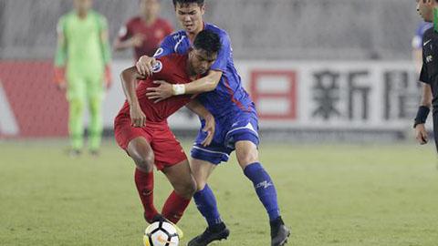 Quá tiếc cho chủ nhà U19 Indonesia