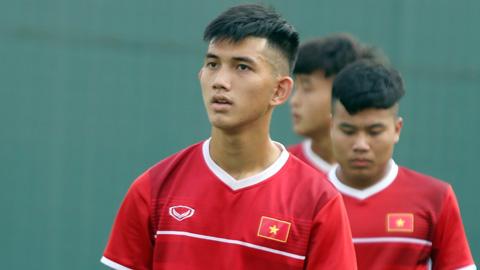 Cảnh Anh sẽ được trao cơ hội ở U19 Việt Nam?