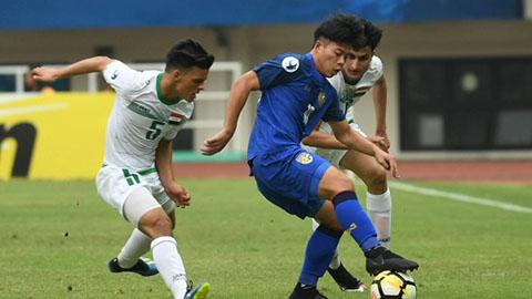 U19 Thái Lan thua tâm phục khẩu phục ĐKVĐ U19 Nhật Bản