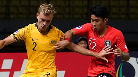 Cầu thủ U19 Australia bị ốm trước trận gặp U19 Việt Nam