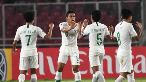 Khán giả thán phục tinh thần chiến đấu của U19 Indonesia, lên án U19 Qatar