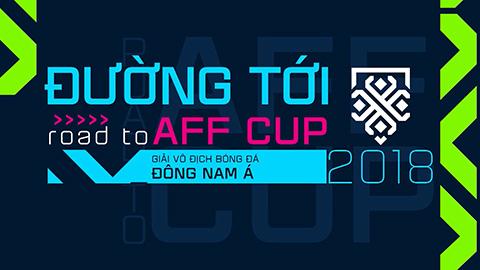 """Hấp dẫn với """"Đường đến AFF Cup"""" trên VTVcab"""