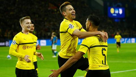 Dortmund rất đáng sợ khi đóng vai... Atletico