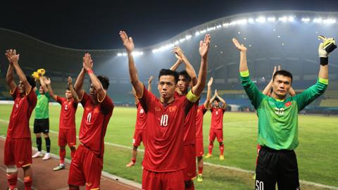 Mục tiêu Top 100 thế giới cho ĐT Việt Nam của HLV Park Hang Seo: Muốn thăng thì phải thắng