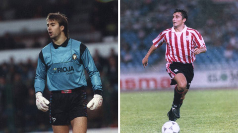 Lopetegui và Valverde từng hòa nhau khi còn là cầu thủ