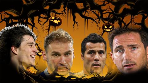 11 danh thủ nên xuất hiện dịp Halloween