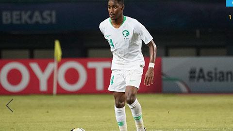 Thủ môn bắt như nghiệp dư, ĐKVĐ U19 Nhật Bản thua muối mặt trước U19 Saudi Arabia