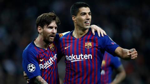 Barca giành vé sớm: Khẳng định quyết tâm vô địch Champions League