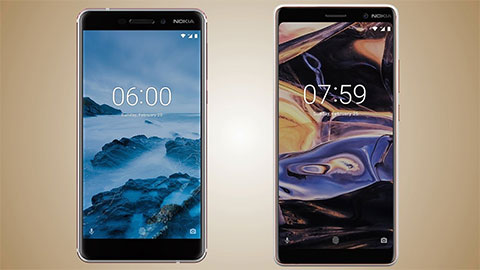 Loạt điện thoại Nokia giảm giá sốc ngay đầu tháng 11