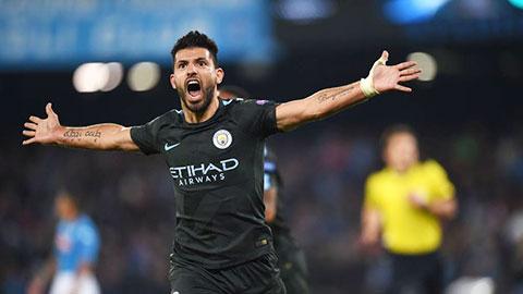 "Man City có một ""Aguero mới"""