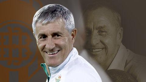 Quique Setien: Vị HLV thắng Barca khiến Cruyff phải tự hào