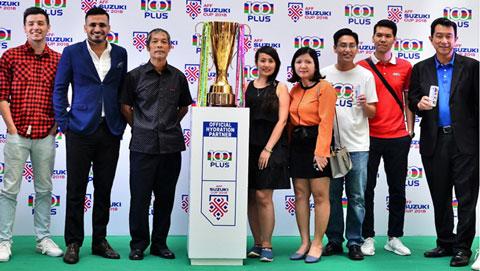 F&N Việt Nam mang AFF Cup 2018 về Thành phố Hồ Chí Minh