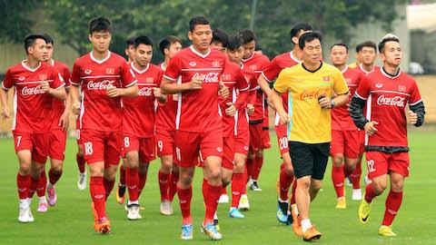 Cựu tuyển thủ Lê Công Vinh mách nước cho các đàn em trước trận Malaysia