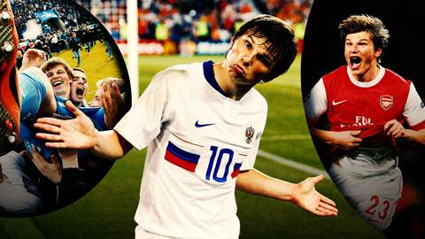 Arshavin: Người hùng poker của Arsenal sắp giải nghệ
