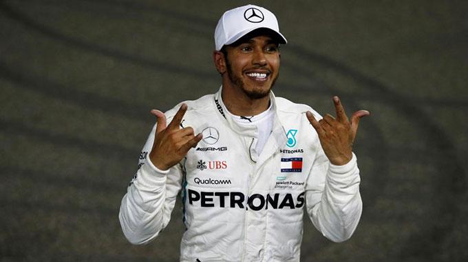 Hamilton vô địch Abu Dhabi GP, khép lại mùa giải F1 thành công ...