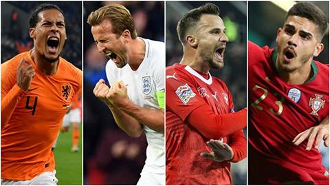 Những điều cần biết về lễ bốc thăm VCK UEFA Nations League