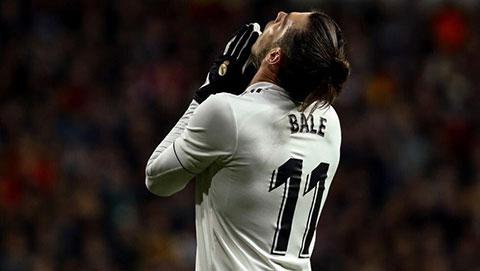 Bale dính chấn thương thứ 17 từ khi đến Real