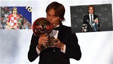 Luka Modric và một năm đại thành công
