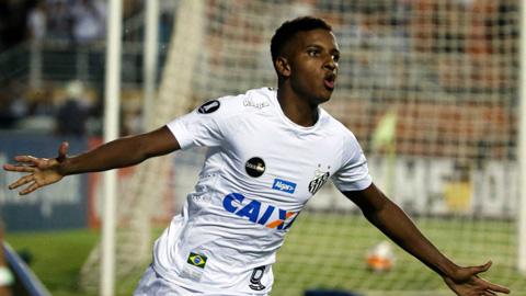 Sao trẻ Brazil chưa thể đến sớm để giải cứu Real