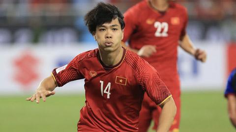 Chung kết lượt đi AFF Cup: Đợi duyên ghi bàn của Công Phượng