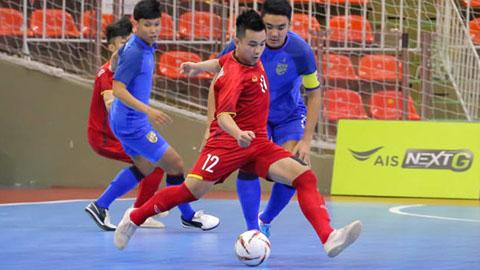 U20 futsal Việt Nam giành vé dự VCK U20 châu Á