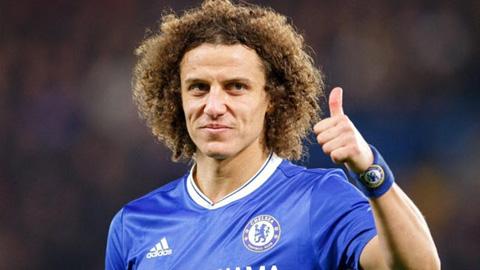 David Luiz đàm phán gia hạn với Chelsea