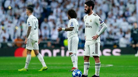 Real nhận thất bại lịch sử trên sân Bernabeu