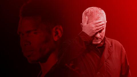 Pogba ăn mừng Mourinho bị sa thải, bị Carrick chửi thẳng mặt