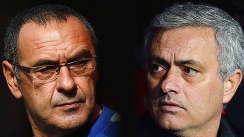 Sarri tin Mourinho vẫn 'hot' dù bị M.U sa thải