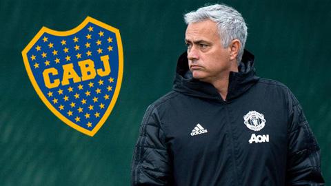 Mourinho được liên hệ tới Boca Juniors