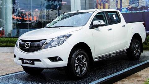 Mazda BT-50 bất ngờ giảm giá rất mạnh dịp cuối năm