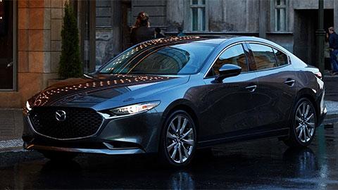 Cận cảnh Mazda 3 2019 đẹp mê ly, không kém 'đàn anh' Mazda CX-5