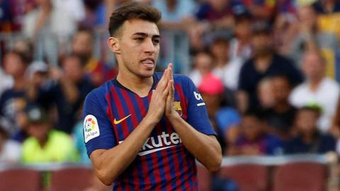 Munir sẽ không được Barca giữ lại