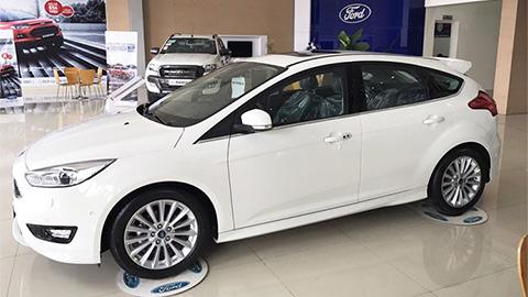 Ford Focus đại hạ giá, rẻ hơn cả Toyota Vios và Honda City