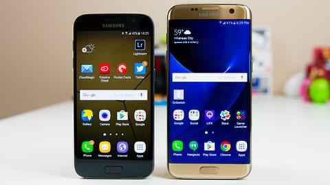 Galaxy S7, Galaxy S7 Edge giảm giá rất mạnh xuống còn 4 triệu tại Việt Nam