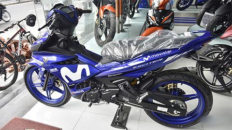 Cận cảnh Yamaha Exciter 150 2019 phiên bản Movistar tuyệt đẹp giá 47 triệu đồng