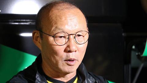 """HLV Park Hang Seo: """"Tôi muốn Việt Nam chơi sòng phẳng với Iran, Iraq"""""""