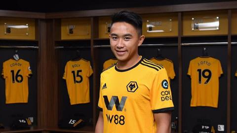 Cầu thủ 18 tuổi Trung Quốc gia nhập Wolverhampton