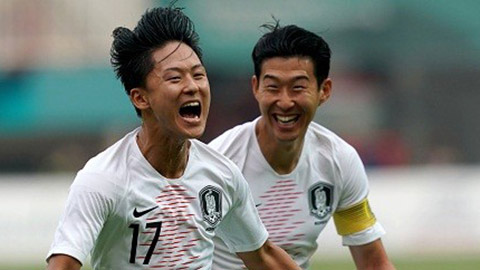'Thần đồng' Lee Seung Woo được ĐT Hàn Quốc gọi bổ sung dự Asian Cup