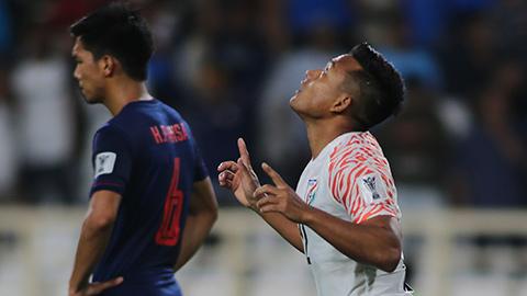 Thái Lan thua thế nào trước đối thủ 55 năm không thắng?