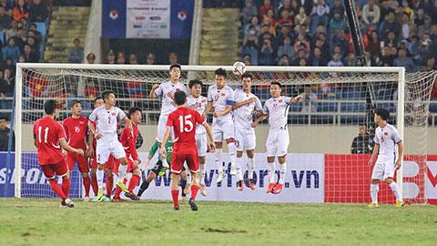 Những bàn thua từ đá phạt sát vòng cấm của ĐT Việt Nam