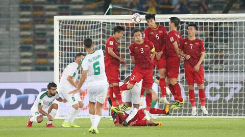 ĐT Việt Nam thua trận ra quân: Vì đây là Asian Cup!