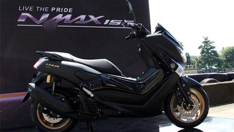 Yamaha NMax 2019 sắp có thêm bản Hybrid giá rẻ 'quyết đấu' Honda PCX