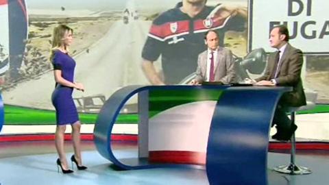 Hậu trường sân cỏ 12/1: Diletta Leotta, MC bóng đá bốc lửa tại Serie A