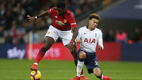 Chuyên gia khẳng định Pogba đáng bị thẻ đỏ trận gặp Tottenham