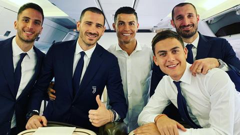 Ronaldo và đồng đội được đón 'như Vua' tại Saudi Arabia