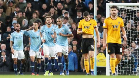 Man City: Nhìn chúng tôi đi, Liverpool!
